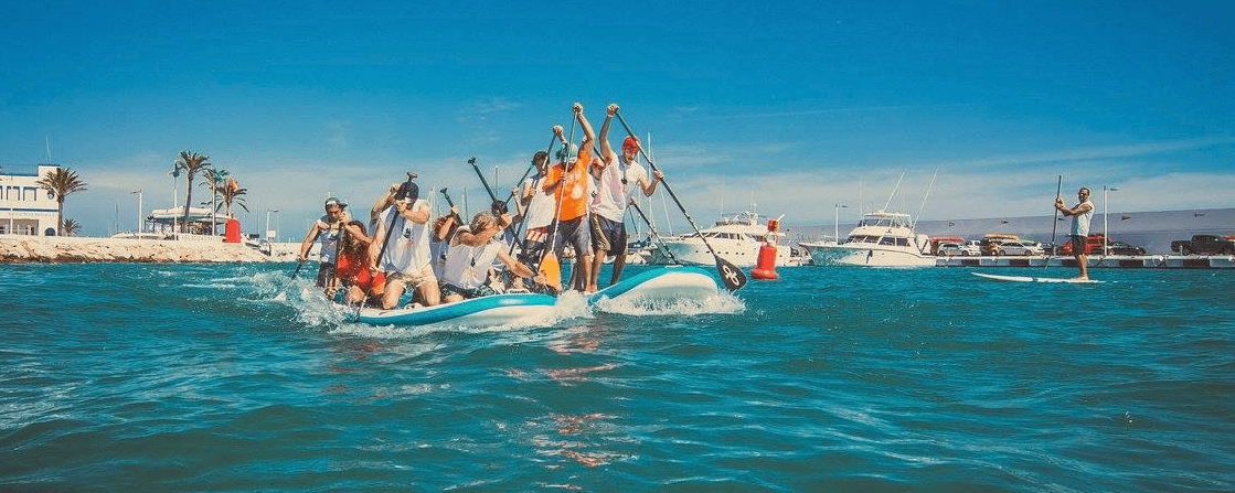 BIG SUP NaluSur Team, competition
