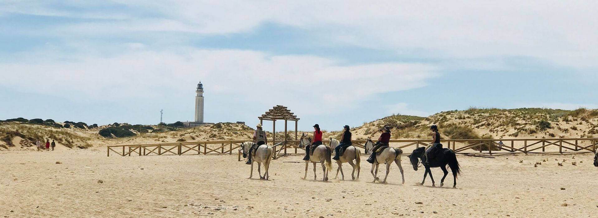 Horse riding tour in Andalucia